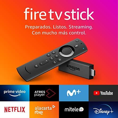 Amazon Fire TV Stick con mando por voz Alexa | Reproductor de ...