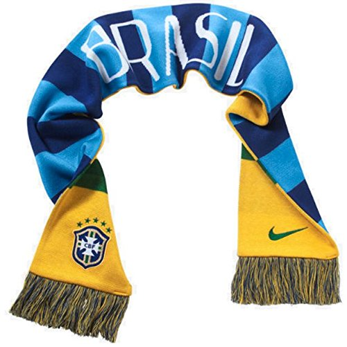 Nike Supporters - Nike Brazil Supporters Scarf [Varsity Maize] (OS)