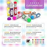 8-pack-Washable-Dot-Markers-Bingo-Daubers-Dabbers-Dauber-Dawgs-Kids-Toddlers-Preschool-Children-Art-Supply-3-Pdf-Coloring-eBooks-100-Activity-Sheets-To-Do