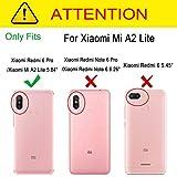 Xiaomi Mi A2 Lite Case DWaybox Hybrid Back Case