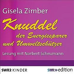 Knuddel, der Energiesparer und Umweltschützer