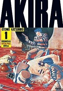 Akira, tome 1 - Edition noir et blanc par Otomo