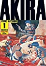 Akira, tome 1 - Edition noir et blanc par Katsuhiro Otomo