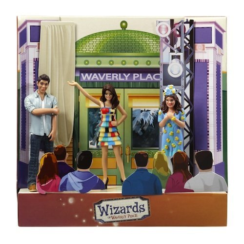 Wizards of Waverly Place Favorite Episode Fashion Week Playset Playsets at amazon