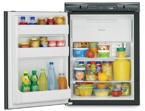 Dometic-RM2354RB-CoolFreeze-Black-Refrigerator