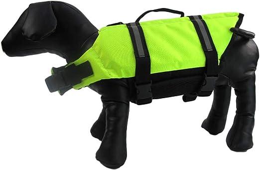 Insun Hunde Schwimmweste Hundeschwimmweste Badeanzug Schwimmhilfe