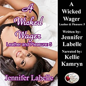 A Wicked Wager Audiobook