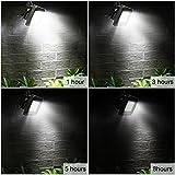 Ultra Bright Solar Flood Lights Outdoor - IP65
