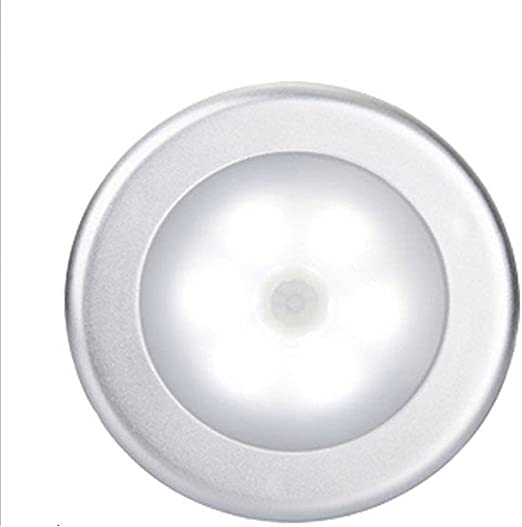 Cyclamen9 - Luces LED para escalera, sensor de movimiento PIR: Amazon.es: Jardín