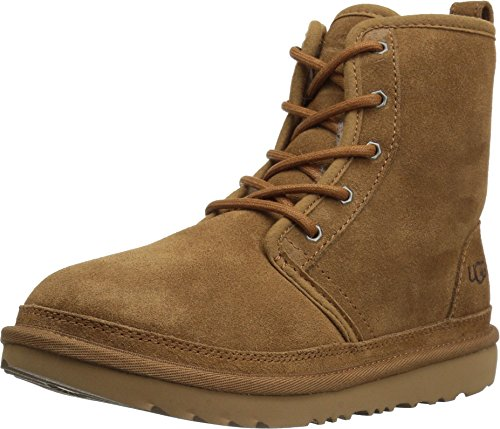 UGG Kids K Harkley Boot, Chestnut, 4 M US Big Kid by UGG