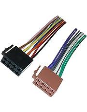 Adapter Universe DIN ISO Auto Radio Adapter Kabel Plug Power Speaker 16 Pin