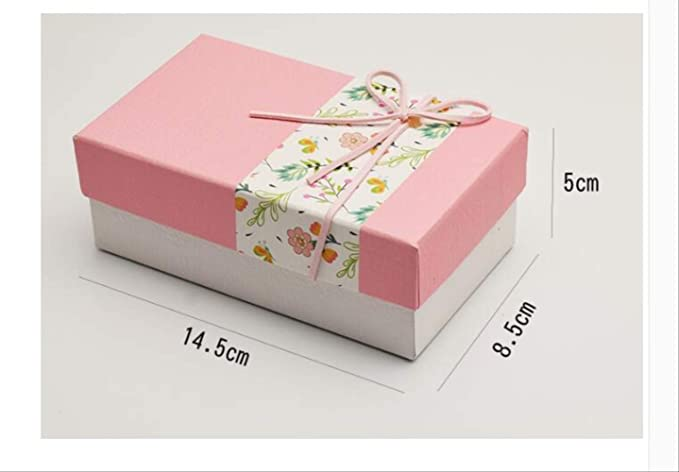 Caja de regalo Cumpleaños rectangular Embalaje simple ...