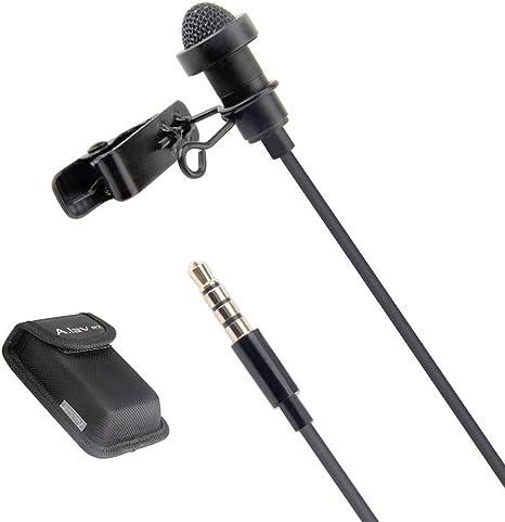 Aputure A. lav EZ Lavalier micrófono para Smartphone y Tablet ...