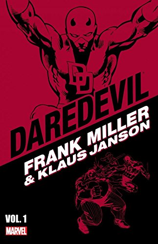 Daredevil by Frank Miller and Klaus Jans - 1998 Miller Shopping Results