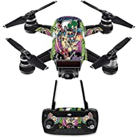 Skin for DJI Spark Mini Drone Combo - Brainwashed| MightySkins Protective, Durable, and Unique Vinyl Decal wrap cover | Easy To Apply, Remove, and Change Styles | Made in the USA