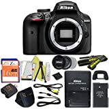 Nikon D3400 24.2 MP Digital SLR Camera (Body Only, Certified Refurbished)