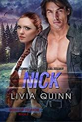 Nick: A small town hero suspense (Men of Honor Book 3)