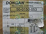 DONGAN ELECTRIC 50-0150-053 INDUSTRIAL CONTROL TRANSFORMERNEW IN BOX