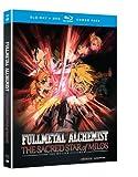 Fullmetal Alchemist Brotherhood: The Sacred Star of Milos Movie (Blu-ray/DVD Combo)