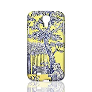 a rural scene 3D Rough Case Skin, fashion design image custom, durable hard 3D case cover, Case New Design for Samsung Galaxy S4 I9500 , By Codystore