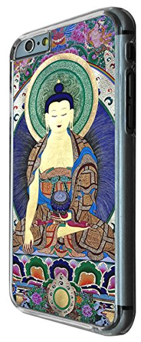 iphone 6 4.7'' Wisdom Buddha God Religion Belief Love & peace 129 Design Fashion Trend Hülle Case Back Cover Metall und Kunststoff