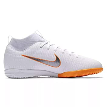 b4add1e24 Amazon.com  NIKE Kids  Superfly 6 Academy Gs Indoor Soccer Shoe  Shoes