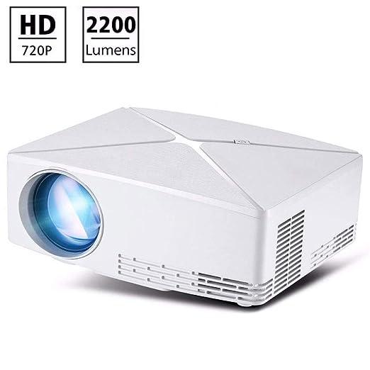 TLgf Mini proyector portátil Altavoz Incorporado Construido en ...