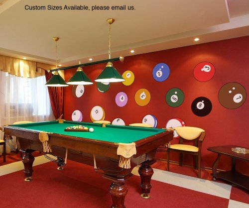 best 5 billiards wall sticker,amazon,review,must,Best 5 billiards wall sticker to Must Have from Amazon (Review),