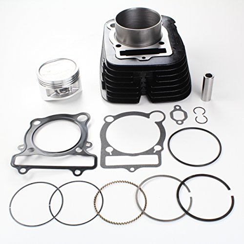 NICHE Cylinder Piston Gasket Kit for Yamaha Big Bear 400 - Big Piston Bear