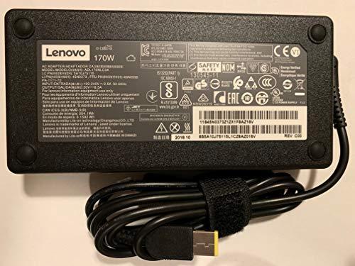 Lenovo 20V 8.5A 170W Slim Tip AC Adapter For Lenovo Thinkpad ADL170NLC2A, ADL170NLC3A, 45N0370, 45N0373, 45N0374, 45N0375, 45N0487, 4X20E50574, 36200321, PA-1171-71, W540, W550s, E440