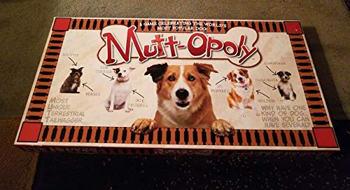 (Late for the Sky Mutt-opoly)
