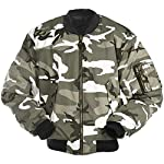 Mil-Tec MA-1 Flight Veste Urban 3