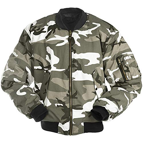 Mil-Tec MA-1 Flight Veste Urban 1