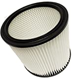 4YourHome Replacement Filter Fits Wet/Dry Vacs