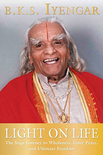 Check expert advices for light on life by b.k.s. iyengar?