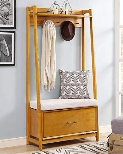 Amazon.com: Eltta- Acorn Manufactured Wood with Five Hooks ...