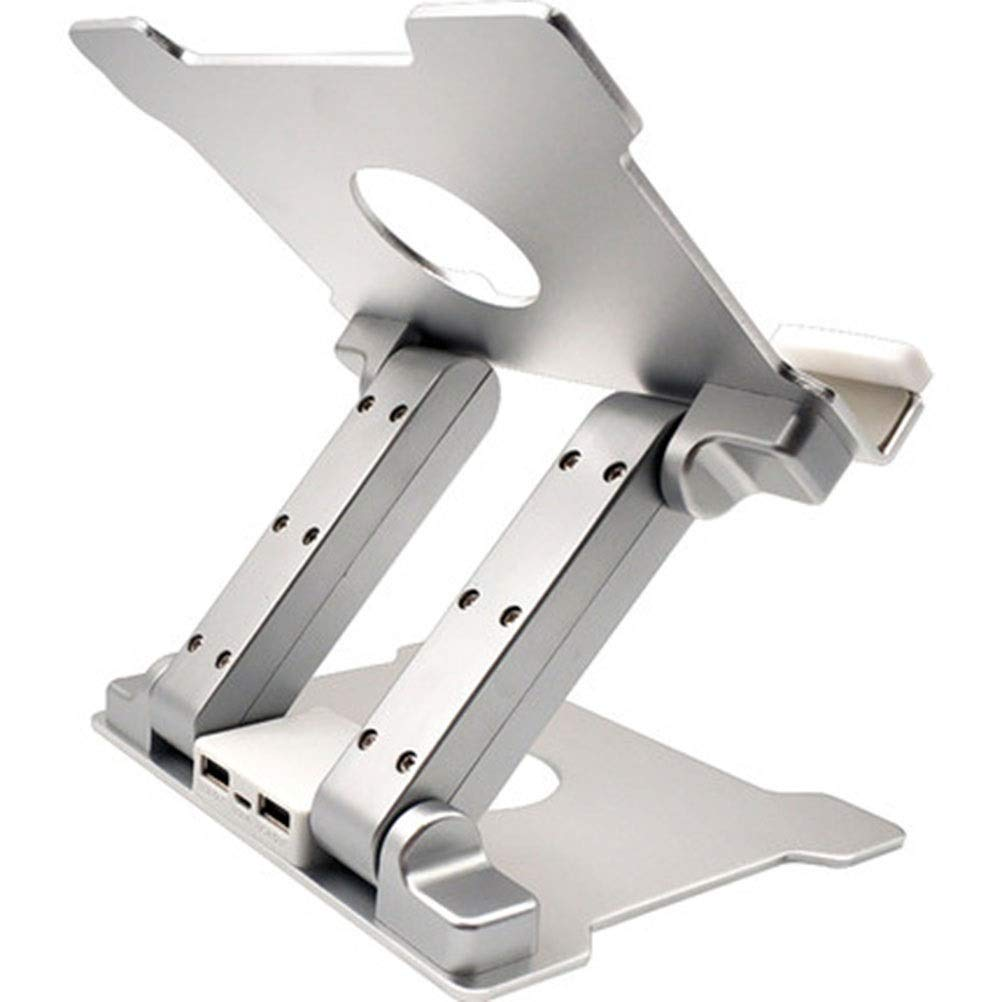 PANGU-ZC Notebook Cooler - Home Notebook Radiator Bracket Exquisite and Durable Base Radiator by PANGU-ZC (Image #3)