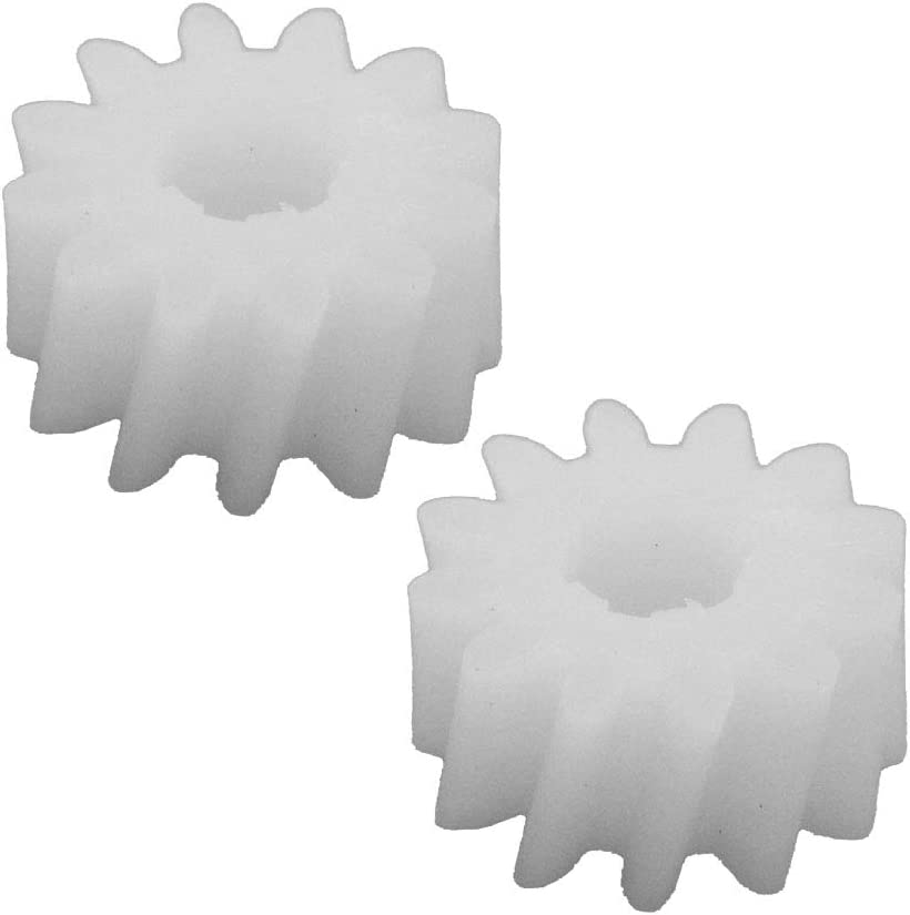 labwork 2X White Reclining Car Seat Gear Fit for BMW E36 320i 325i M3 Replacement Repair Kit