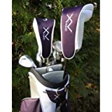 Affinity Ladies Right Hand XV Pink & Lavender Golf Club Set W/bag &Free Putter; Regular or Petite Length; Fast Shipping