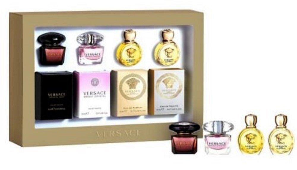 Versace Ladies 20ml Miniatures gift set