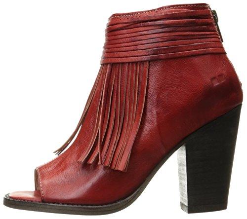 Bed|Stu Women's Olivia Heeled Sandal, Red Ferrari, 9 M US by Bed|Stu (Image #5)'