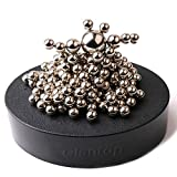 Glantop® Magnetic Sculpture Desk Toy for Intelligence Development and Stress Relief (Set of 160 Balls, 1 Magnet Base) Reviews
