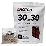 Top Notch Goods 30 in 30  Protein Shakes, Chocolate Cake Flavor, 1.5 oz. (Pack of 20)