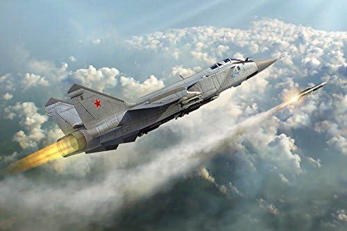 ホビーボス 1/48 エアクラフトシリーズ ロシア MiG-31 フォックスハウンド プラモデル 81753