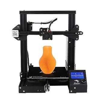 Creality Original Ender 3 Impresora 3D de aluminio DIY con función ...
