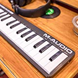 M-Audio Keystation Mini | Ultra-Portable Mini USB