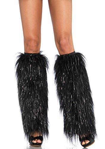 Leg Avenue Faux Fur Lorax Legwarmers for
