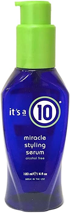 The Best It's A 10 Miracle Style Serum4oz