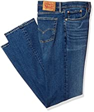 Levi's Men's Big and Tall 559 Relaxed Straight Fit Jean