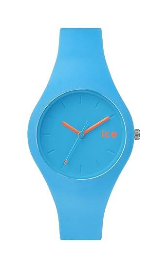 Ice-Watch - ICE chamallow Neon blue - Reloj blu para Mujer con Correa de
